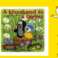 Hana Doskocilova: A Kisvakond és a tavasz