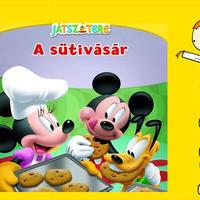 Mickey egér játszótere - A sütivásár