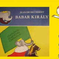 Jean de Brunhoff: Babar király
