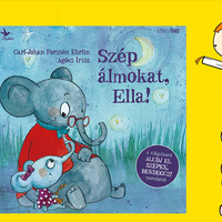 Carl-Johan Forssén Ehrlin: Szép álmokat, Ella!