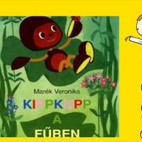 Marék Veronika: Kippkopp a fűben