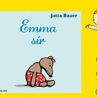 Jutta Bauer: Emma sír