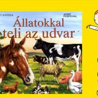 Josef Pospíchal: Állatokkal teli az udvar
