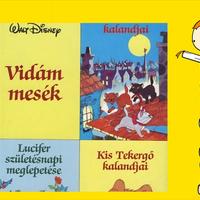 Walt Disney - Vidám mesék