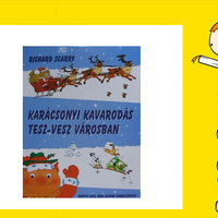 Richard Scarry: Karácsonyi kavarodás Tesz-vesz városban
