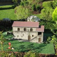 Michelangelo szülőháza - Caprese
