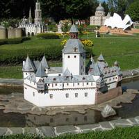 A Kaub melletti Pfalzgrafenstein-vár