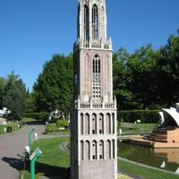 Az utrechti székesegyház tornya