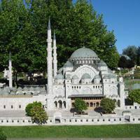 Az isztambuli Szulejmán-mecset