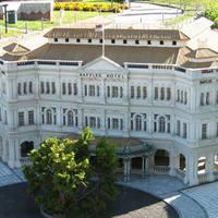 A szingapúri Raffles Hotel