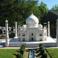 Az indiai Tadzs Mahal
