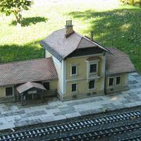 A Maria Elend-i vasútállomás