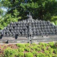 A Borobudur-templom