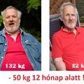 SIKERÜLT !!!     - 50 kg   12 hónap alatt
