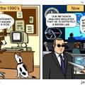 PRISM: egy klasszikus karikatúra ma