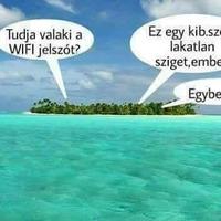 Tudja valaki a wifi jelszavát?