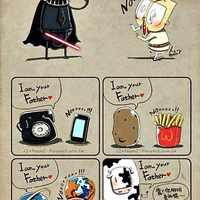 Én vagyok az apád ♥ Ne má'!!!