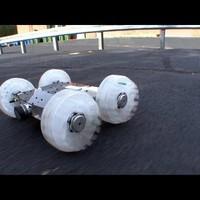 Szöcske robot