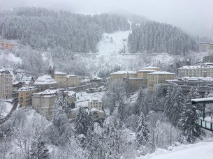 Bad Gastein nemcsak síelőknek