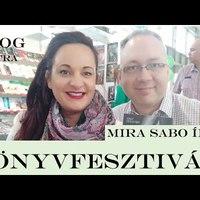 A 26. Budapesti Nemzetközi Könyvfesztiválon az Imádom a könyveket standján dedikáltam