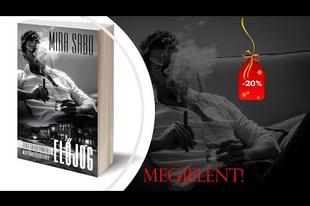 Megjelent Mira Sabo Előjog című bestsellere.