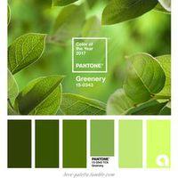 Greenery style