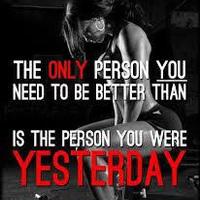 Mindig csak magadat kell legyőznöd