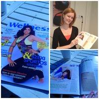Megjelenés a Wellness Magazin
