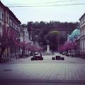 Erzsébet tér #miskolcadhatott #miskolc #Kossuth #tavasz #avas