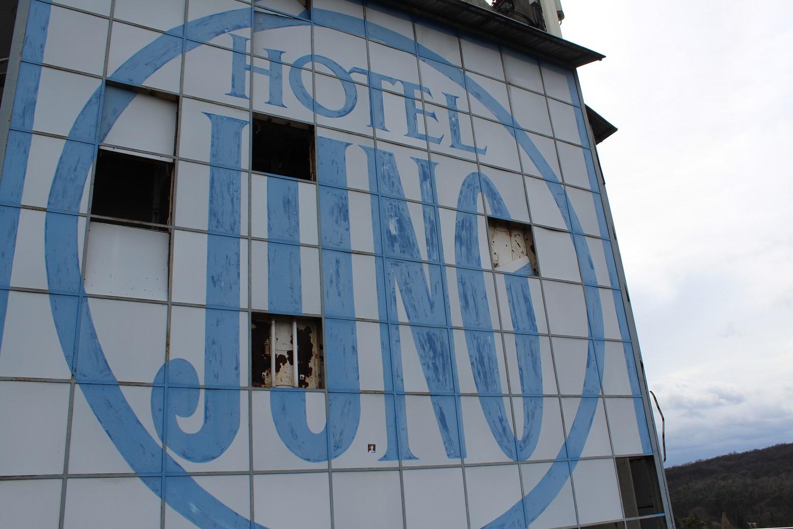 A Juno szálló egykor és most