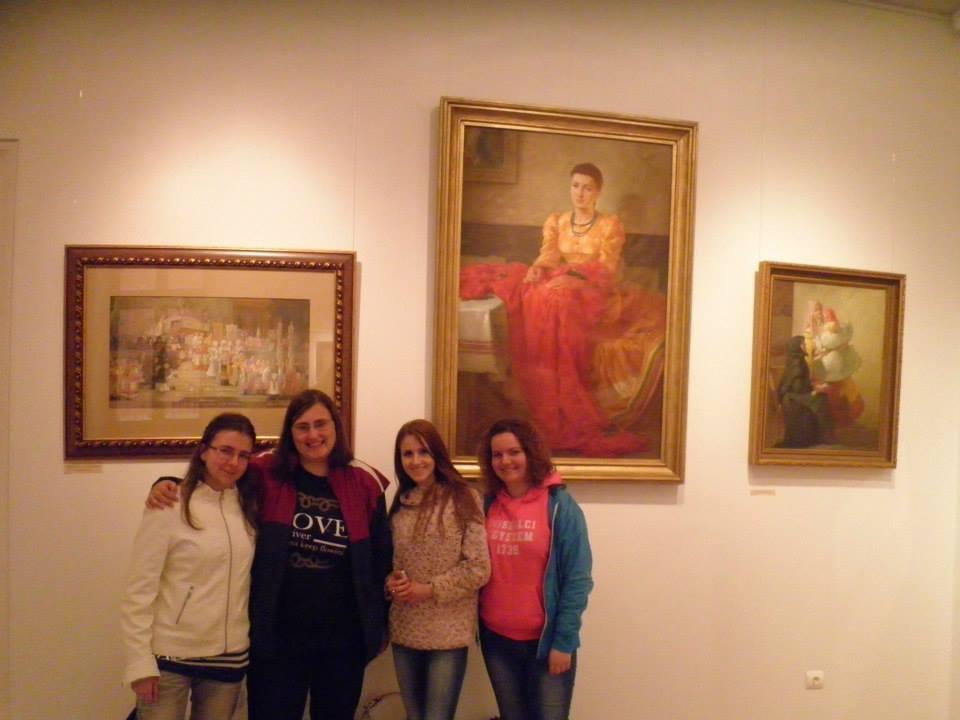 Bemutatjuk a Múzeumlátogatók Körét