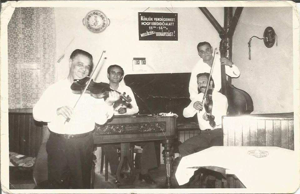 A Selyemréti Kisvendéglő 1982-ben