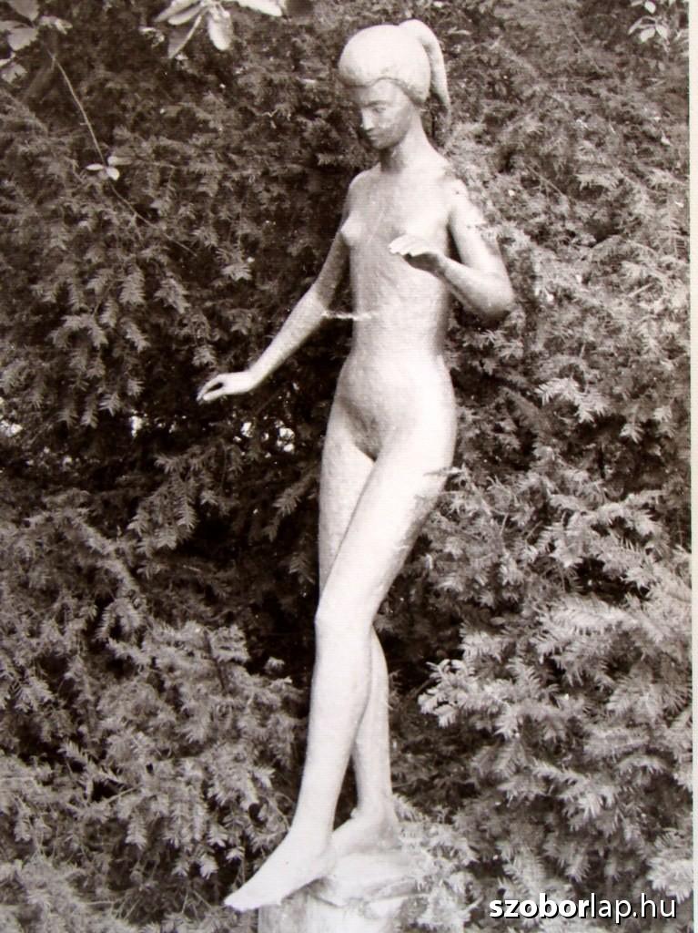 A kép forrása kozterkep.hu. Rajna György gyűjteményéből.