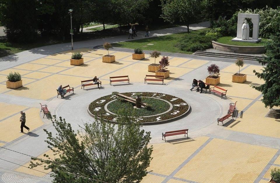 Közösségi tereink - a Szinva terasz