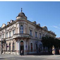 A Miskolci Ügyvédi Kamara épülete és Bizony Ákos, Miskolc bölcse