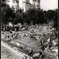 A diósgyőri Várfürdő története