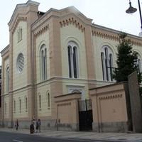 A Kazinczy utcai zsinagóga