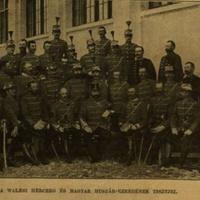 Az angol trónörökös magyar huszárai