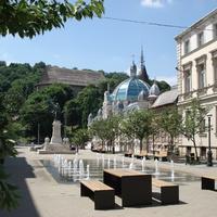 A város legszebb tere - az Erzsébet tér