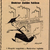 Doktor Zalán futása