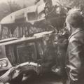Súlyos balesetek Lillafüreden - buszok a Garadnában