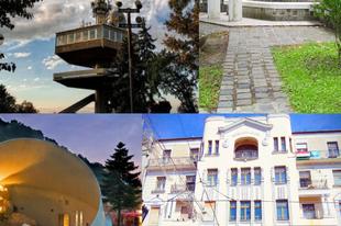 Öt különleges hely Miskolcon - videóval!