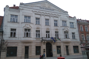 Az Első Magyar Biztosító Társaság Épülete