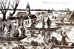 Anekdoták az 1878-as nagy árvíz történetéből