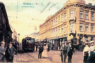 Miskolc krónikája - versben