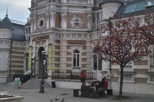 Az egykori Erzsébet fürdő épülete