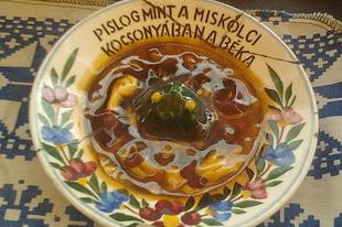 A miskolci kocsonya legendája