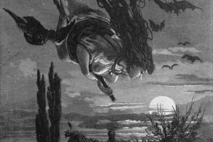 """A ,,bűvös ház"""", ahol az avasaljai boszorkány garázdalkodott"""