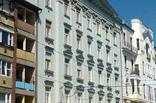 A Borsod-Miskolczi Hitelbank épülete