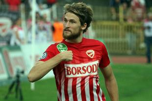 Egy igazi diósgyőri futballista szív - Interjú Bacsa Patrikkal